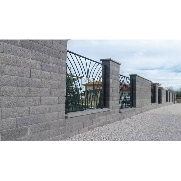 Semmelrock Rivago система за огради , блокчета