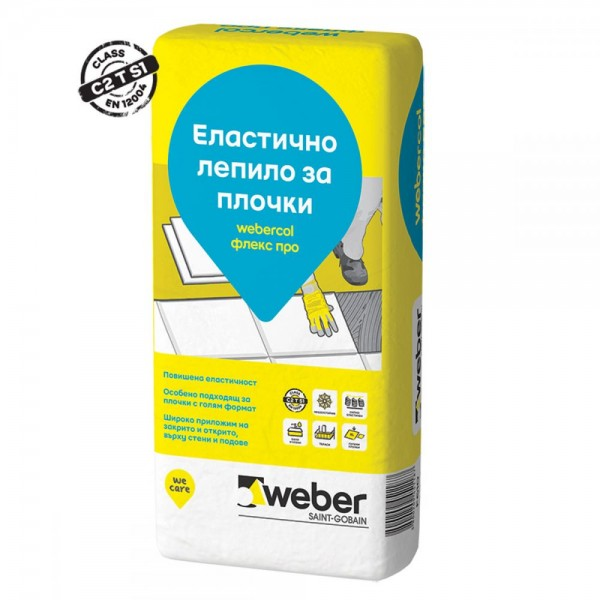 Webercol флекс про (f610)