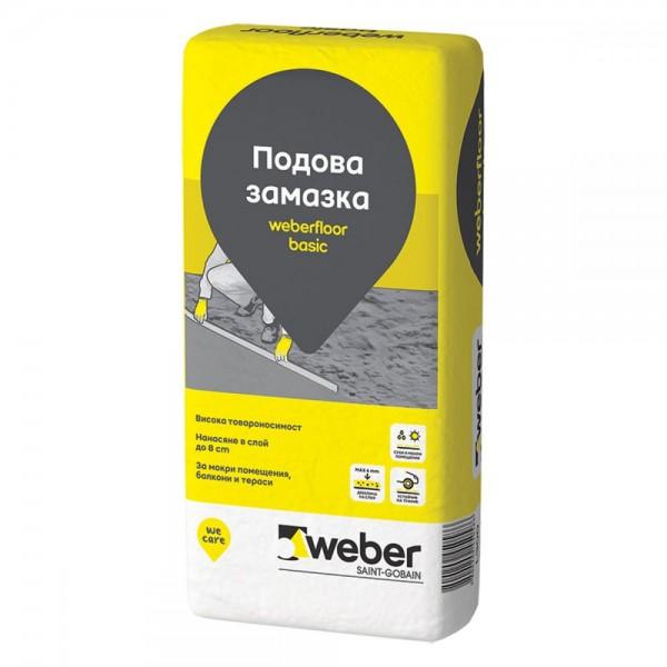 Weber.floor Basic