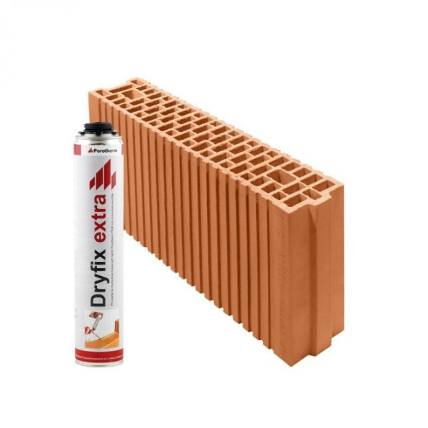 Wienerberger Porotherm 12 N+F Profi