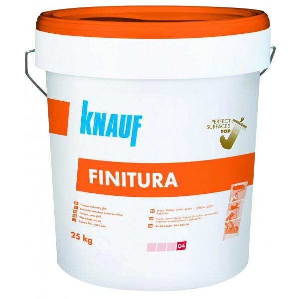 Knauf Finitura готова шпакловка