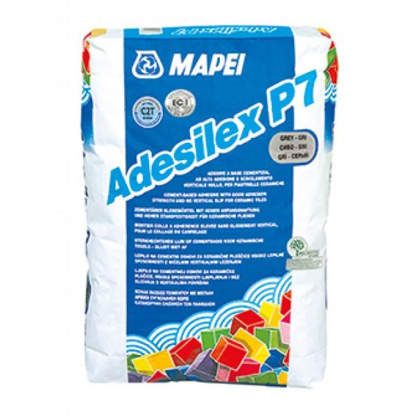 Mapei ADESILEX P7  Циментово Лепило