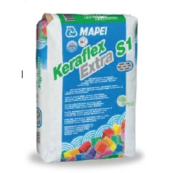 Mapei KERAFLEX EXTRA S1 Циментово лепило